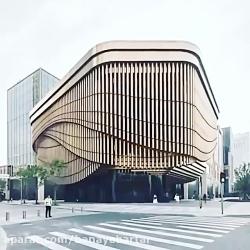 ساختمان جدید مرکز فرهن...