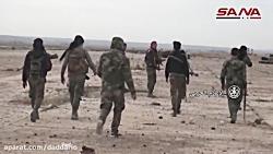 آزادسازی کامل فرودگاه نظامی ابوضهور در شرق استان ادلب