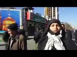 ببینید:روایتی از آنچه در روزهای اخیر در شهر مشهد