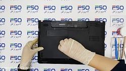 آموزش روش سرویس فن لپ تاپ لنوو Lenovo E540