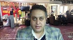 گزارش آماده سازی نمایشگاه بین المللی گردشگری تهران