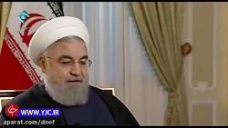 سوال جنجالی رشیدپور درباره ماشین ضدگلوله حسن روحانی
