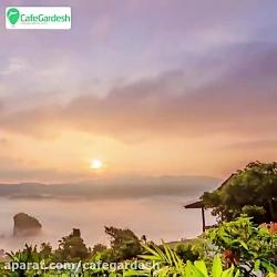 آرامش به سبک تایلندی - کافه گردش