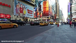 با ما در نیویورک قدم بزنید
