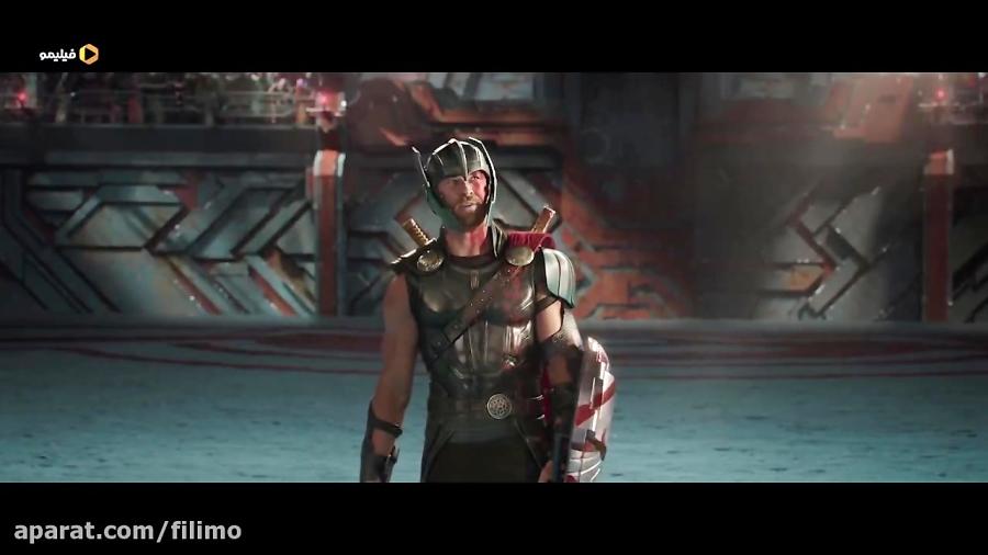آنونس فیلم سینمایی «تور : رگناروک»