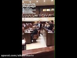 اعتراض نمایندگان عرب پارلمان رژیم صهیونیستی