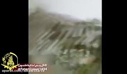 غنایم بزرگ «گردان فاطمیون» در سوریه+فیلم