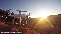 DJI Phantom 4 Unedited 4K Sample Drone Footage (Aerial Shots of Sedona Arizona)