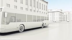 Bus air-conditioning - GEA Bock animation