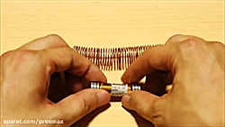 World's Simplest Electric Train