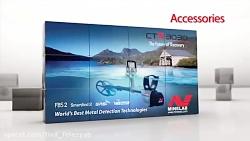 Minelab CTX 3030 Metal Detector Accessories