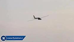 هواپیمای Fox V2 2300mm ساخت شرکت FMS  ایستگاه پرواز