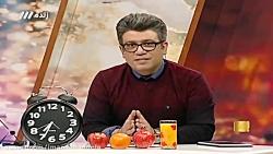 واکنش تند رضا رشیدپور به انتقادات درباره گفتگو با حسن روحانی در برنامه حالا خورشید | Reza Rashidpoor