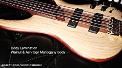 گیتار باس آیبانز مدل SR P...