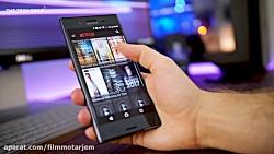 بررسی گوشی Sony Xperia XZ Premium...