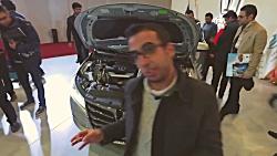 معرفی لوکسژن S5 در نمایشگاه خودرو اصفهان