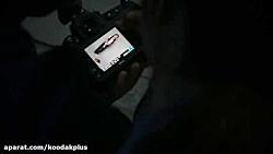 بک استیج عکاسی مدلینگ
