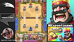 Clash Royale - ATTACK STRATEGY - Clash Royale Low Level Attack Strategy  (Clash Attack Strategies)