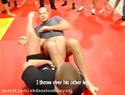 سمینار آموزشی MMA فدور ا...