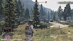 لحظات خنده دار بازی GTA 5 آنلاین ( شماره 11 )