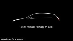رسمی – مرسدس بنز A-Class مدل ۲۰۱۸