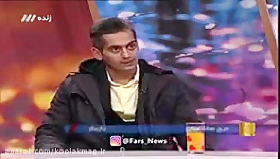 معتاد شدن بازیگر فیلم بچه های آسمان و بی اعتنایی مجیدی