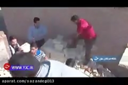 مدافعان حرم در اردوی جه...