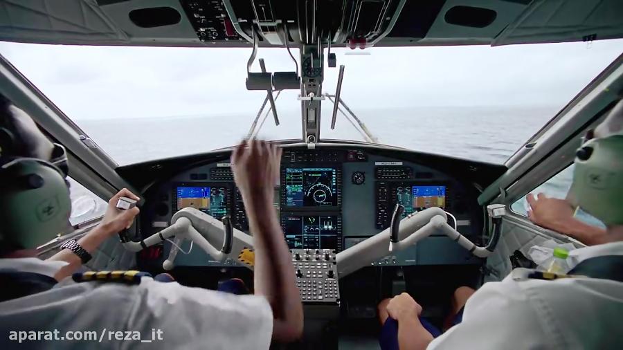 مستند زندگی در عصر هواپیماها 2015 با دوبله فارسی