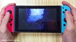 تریلر گیم پلی نسخه نینتندو سوییچ بازی Hollow Knight