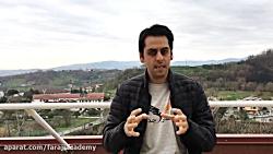داستان زندگی امیر حسین فرجی
