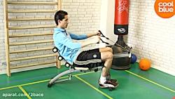 نحوه ورزش با دستگاه بدنسازی واندرکور ۲