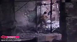جنگ شهری داعش و نابودی ...