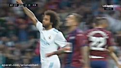 REAL MADRID vs EIBAR 3-0 ● All Goals  Hi...