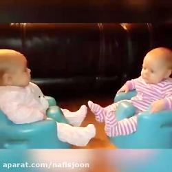 عطسه کودکان بامزه و دوست داشتنی