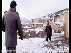 اراده دختر کارافرین خراسان شمالی در روستای دور افتاده