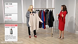 Julia Roberts Busty Red Dress QVC UK 15121...