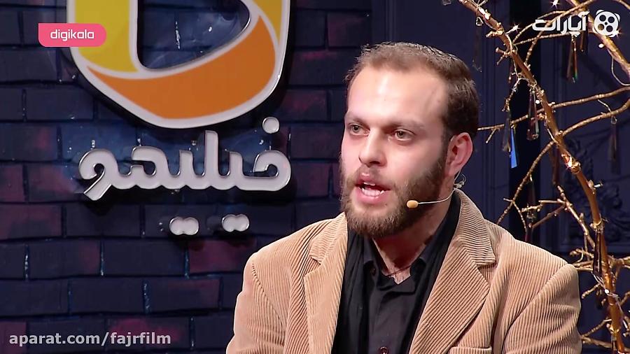 کافه آپارات - محمد شعبان، بازیگر سوری فیلم به وقت شام