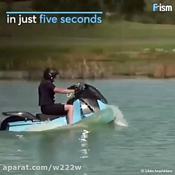 موتور سیکلتی با قابلیت ...