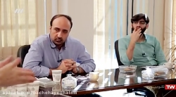 بدون توقف (قسمت سوم)   گفتگو با حسن رحیم پور ازغدی