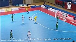 خلاصه بازی ایران ۵_۳ عراق (فوتسال جام ملت های آسیا)