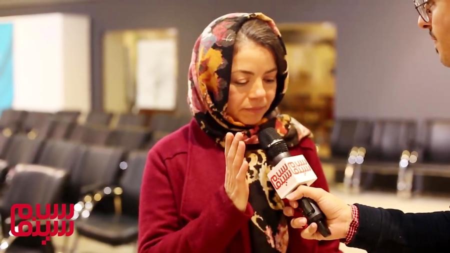 مهتاب نصیر پور: تیاتر برای من جذاب تره