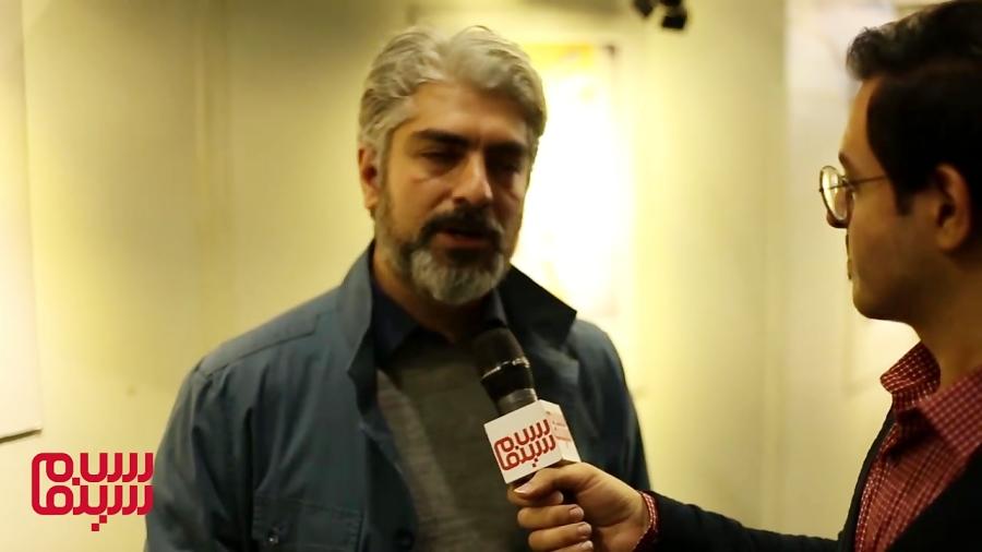 مهدی پاکدل:بهترین فیلم ژانر جنگی ، تنگه ابوغریب است
