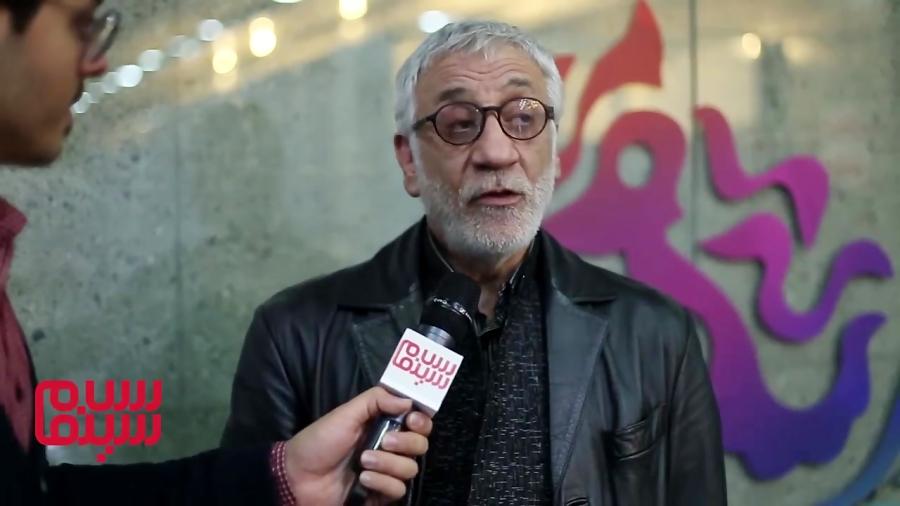 مسعود رایگان :سینما مثل فوتبال است پاس کاری باید بکنی