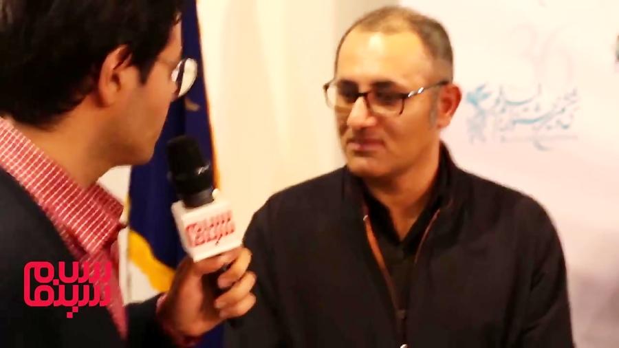 بهرام توکلی:تنگه ابوغریب سخت ترین کار کارنامه ام بود