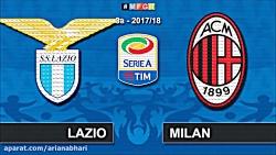 Lazio Milan 4-1 • Serie A (10/09/2017) g...