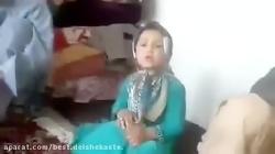 سخنرانی مذهبی دختر کوچ...