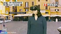 معرفی 5 هدست برتر «واقعیت مجازی» موجود در بازار