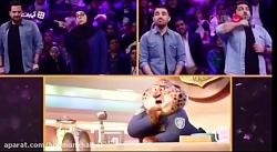 اجرای گروه تهراندابشو ...