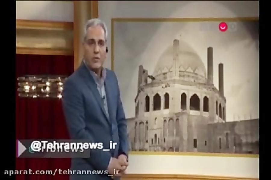 ماجرای دهه شصتی ها از زبان مهران مدیری در برنامه دورهمی