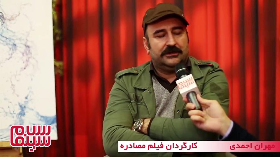 مهران احمدی:نزارید حق نا حق نشه (واکنش به سیمرغ مردمی)